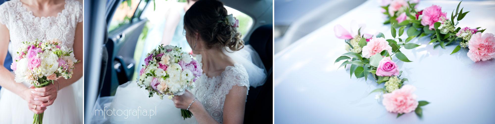kwiaciarnia - wiaznka ślubna - harmonogram ślubny