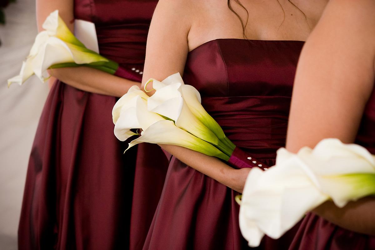 poradnik ślubny - bukiet ślubny arm-bouquet