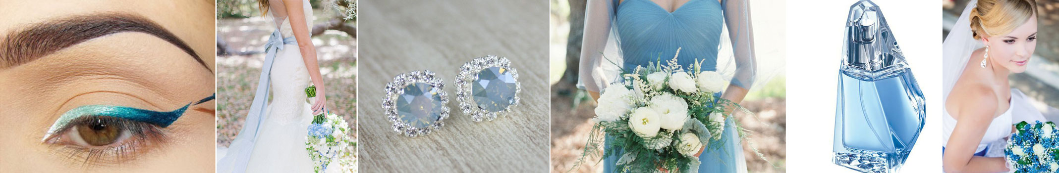 poradnik ślubny wedding planner'ki - błękitny pastelowy ślub