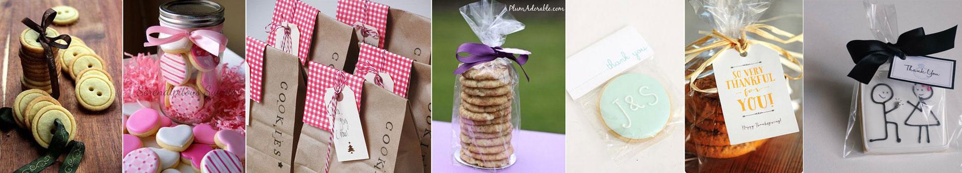 upominek dla gości wselenych - ciasteczka