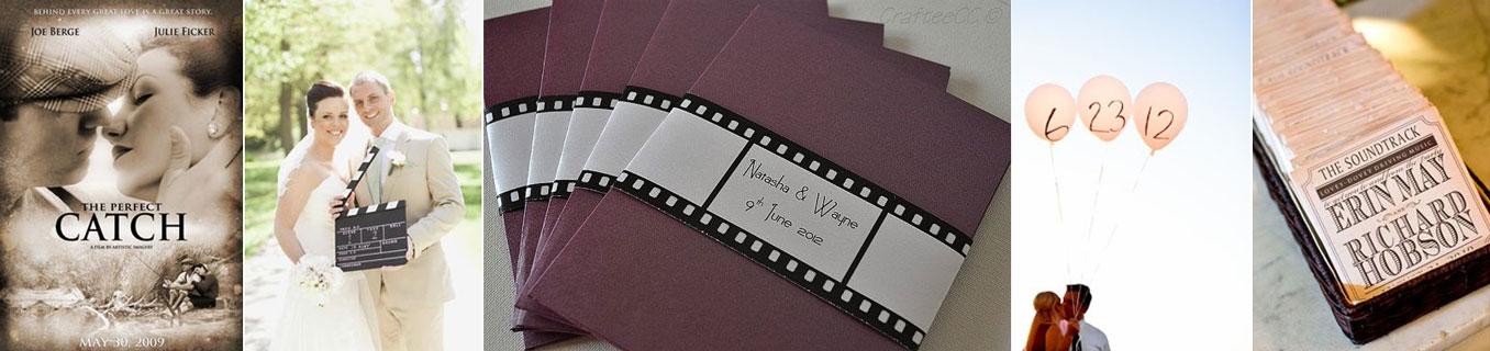 upominek dla gości wselenych - film z podziękowaniem