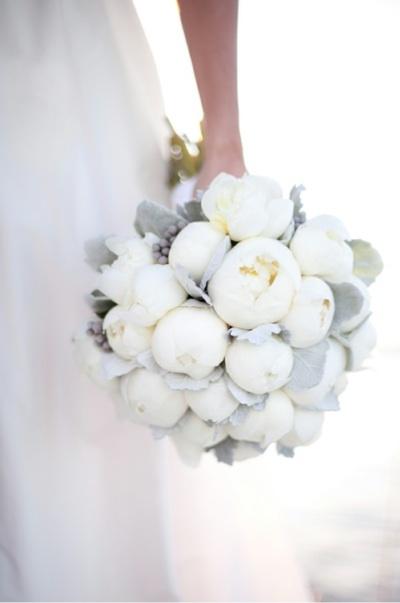 poradnik ślubny - bukiet ślubny nosegay bouquet