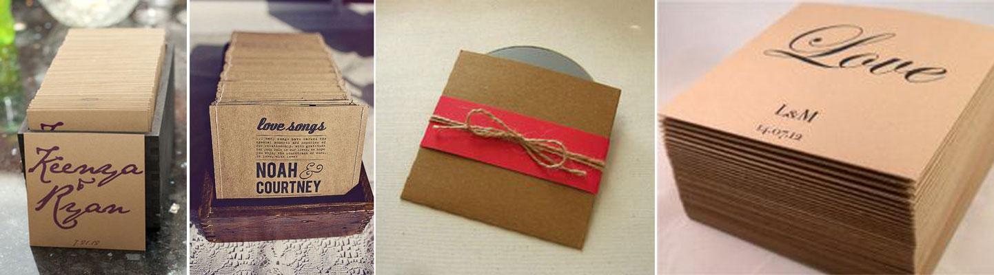 upominek dla gości wselenych - album z muzyką