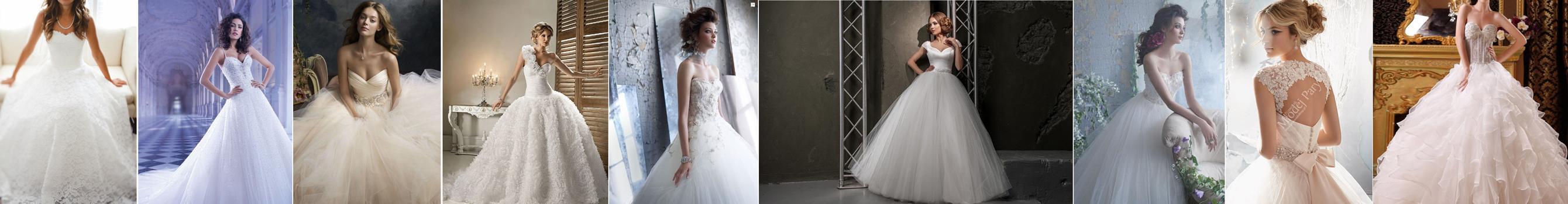 poradnik ślubny - suknia ślubna księżniczka