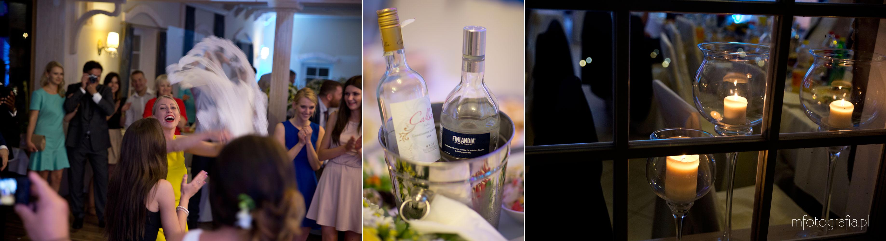 porady weselne, winietki, coolery do wódki