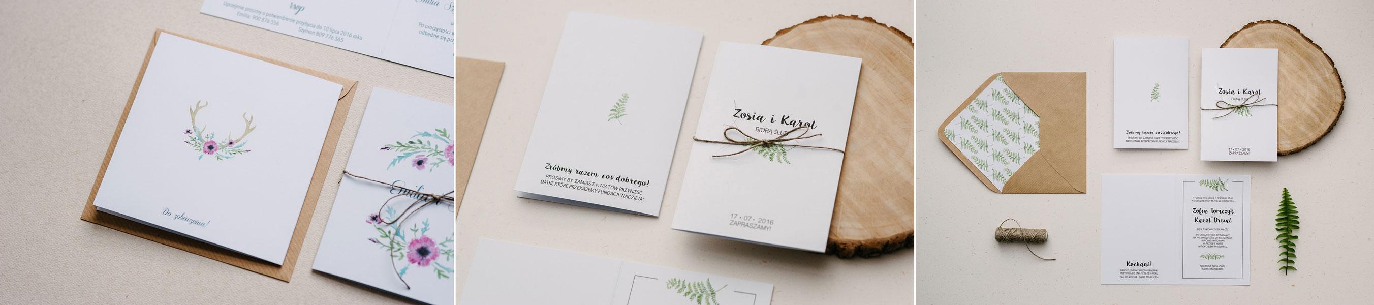 Przykładowe Teksty Do Zaproszeń ślubnych