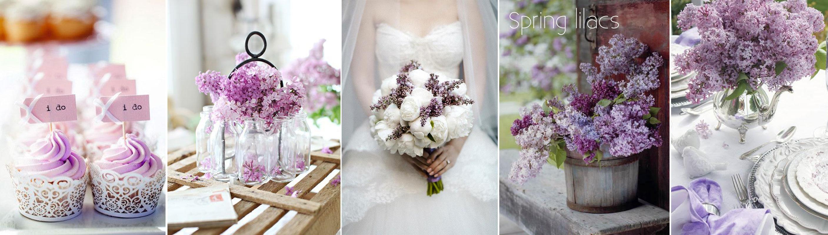 ślub Z Motywem Wiosennego Bzu Poradnik ślubny Wedding Planner
