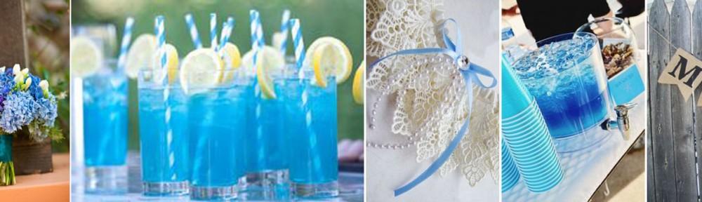 Błękit, szafir, chaber, kobalt, lazur, turkus, granat – niebieski kolorem przewodnim ślubu!